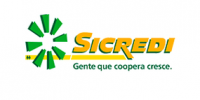 Logo Marca Sicredi Empresas do Agronegocio